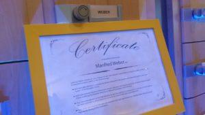 Weber-certificate