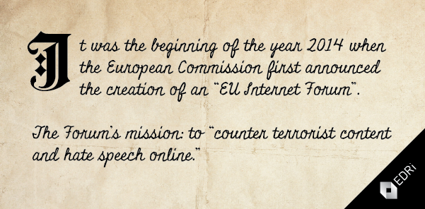 55851637862d The tale of the fight for transparency in the EU Internet Forum - EDRi