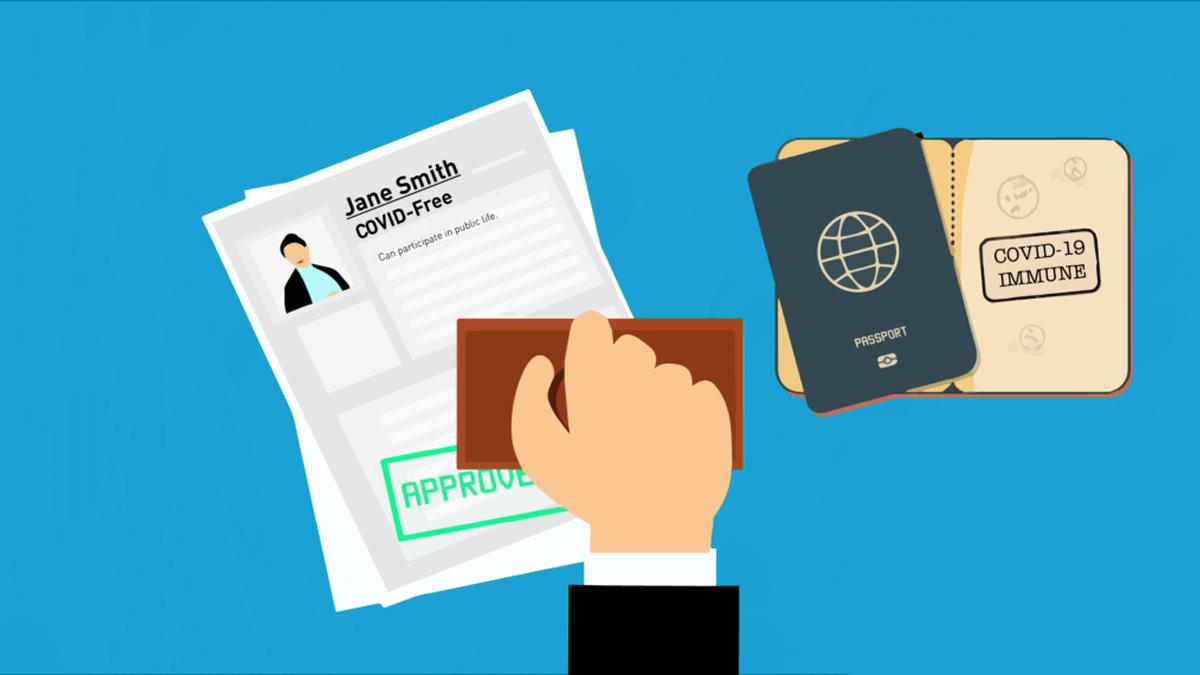 The slippery slope of COVID health passports - European Digital Rights  (EDRi)