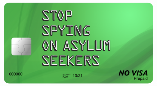Stop Spying on Asylum Seekers