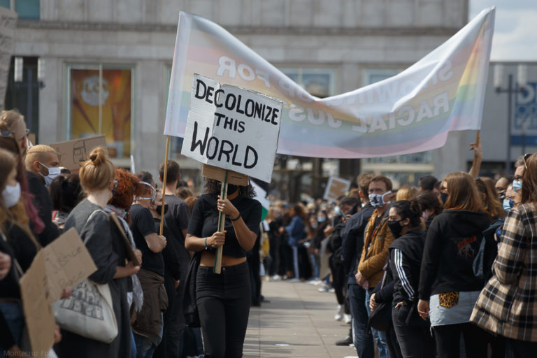 Decolonise the world