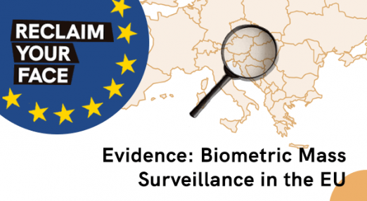 Evidence: Biometric Mass Surveillance in the EU