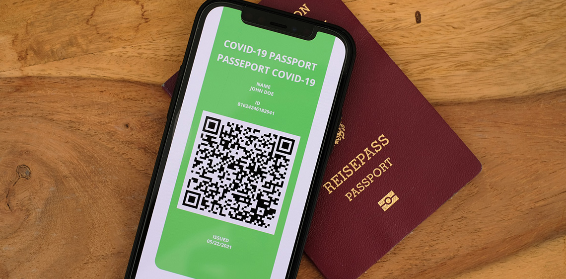 COVID 19 Digital Passport