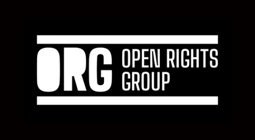 """""""Open Rights Group"""""""