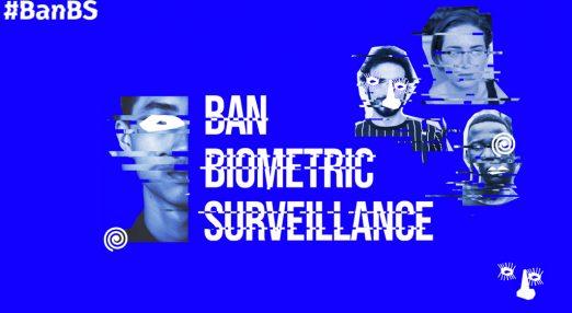 Ban Biometric Surveillance