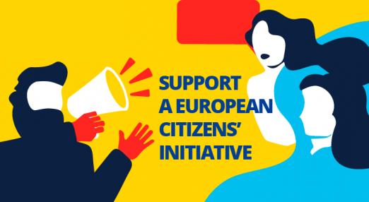 Support a European Citizens' Initiative