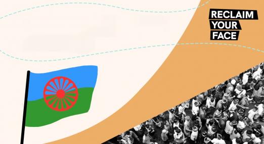 Romani people's flag